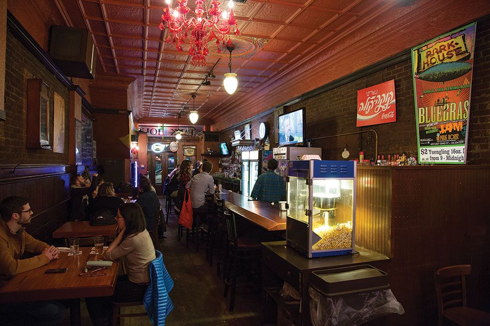 The Park House Has All The Things We Love In A Neighborhood Bar