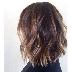 Ombre Hair et Mèches miel  20 Modèles Impressionnants