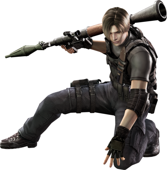 Leon S Kennedy Is A Boss Resident Evil Collection Resident Evil Resident Evil Nemesis