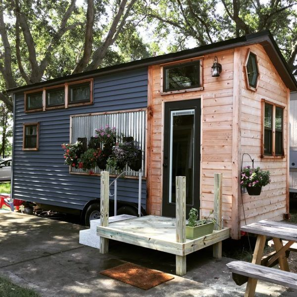 Hgtv Tiny House For Sale In Florida Tiny House Exterior