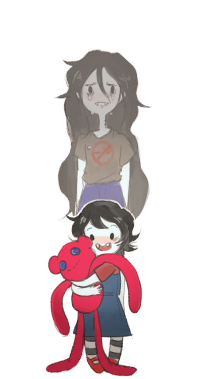 The Sadness May Last Forever Marceline Adventuretime