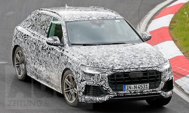 Audi Q8 4m 2018 Preis Marktstart Daten Mit Bildern Neue Autos E Auto