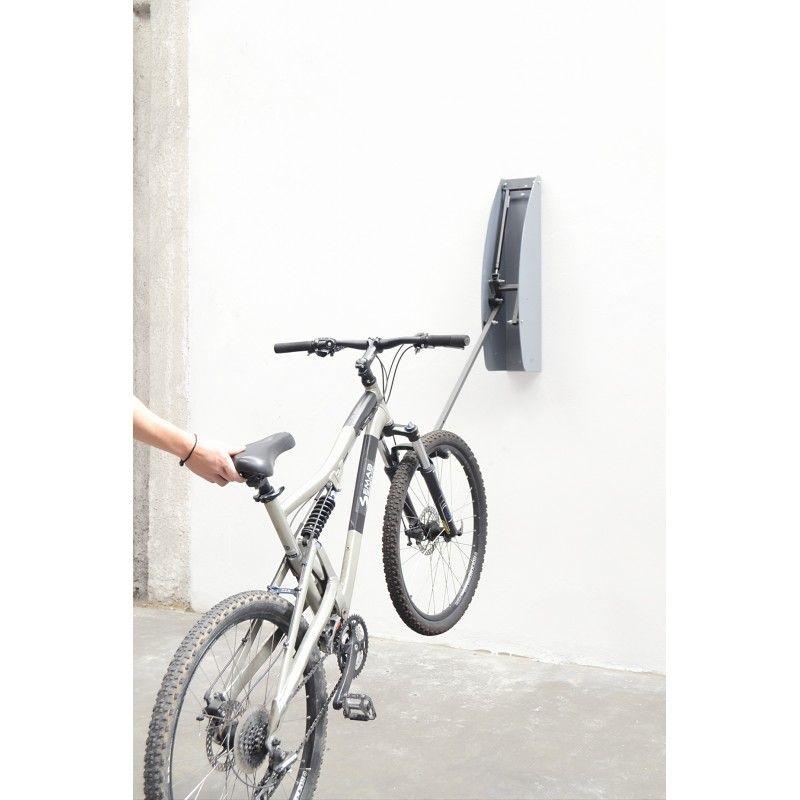 wandhalterung vertikal fuer fahrrad   einrichtung