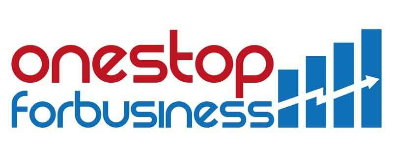 Logo empresa de servicios financieros One Stop for Business Houston - Texas