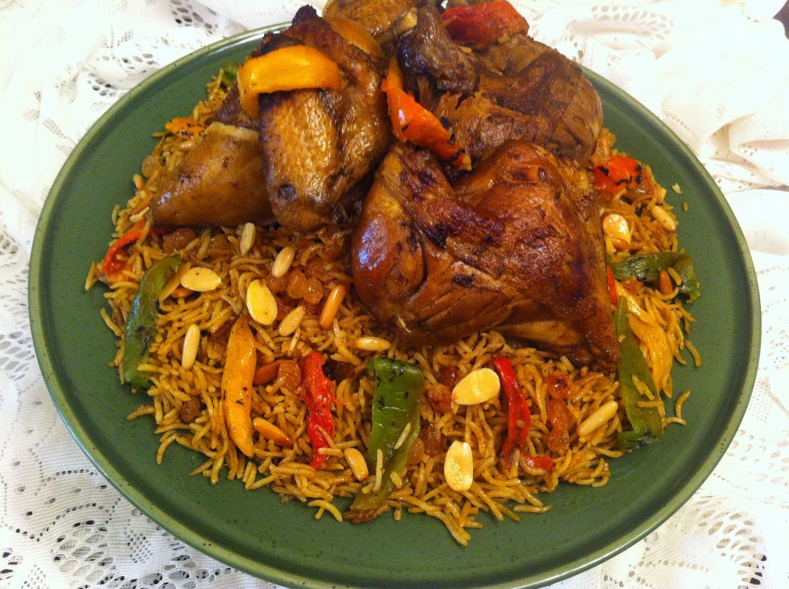 مطبخ ضياء Diaa Cooks Arabic كبسة بالدجاج على طريقتي Cooking Recipes Cooking Recipes