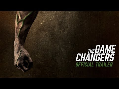 Watch the Game Changers movie about plantbased eating