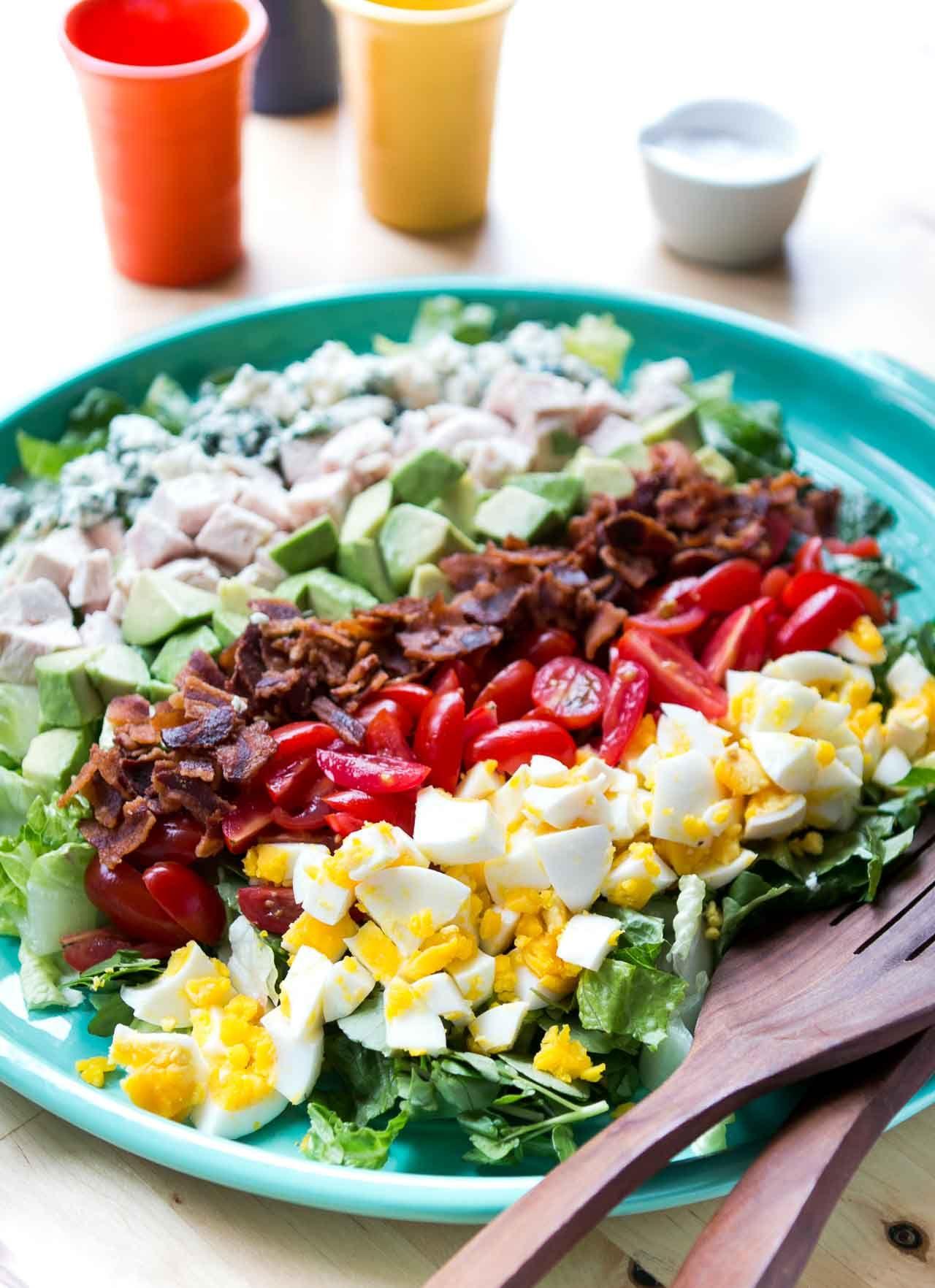 California Salad Recipe, Classic