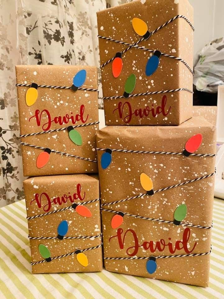 Christmas image by heather dillard gift wrapping