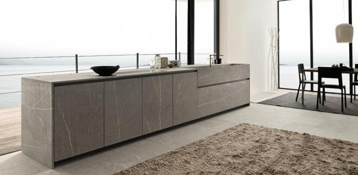 Design di cucine bagni e soggiorni moderni modulnova progetto 07 foto 1