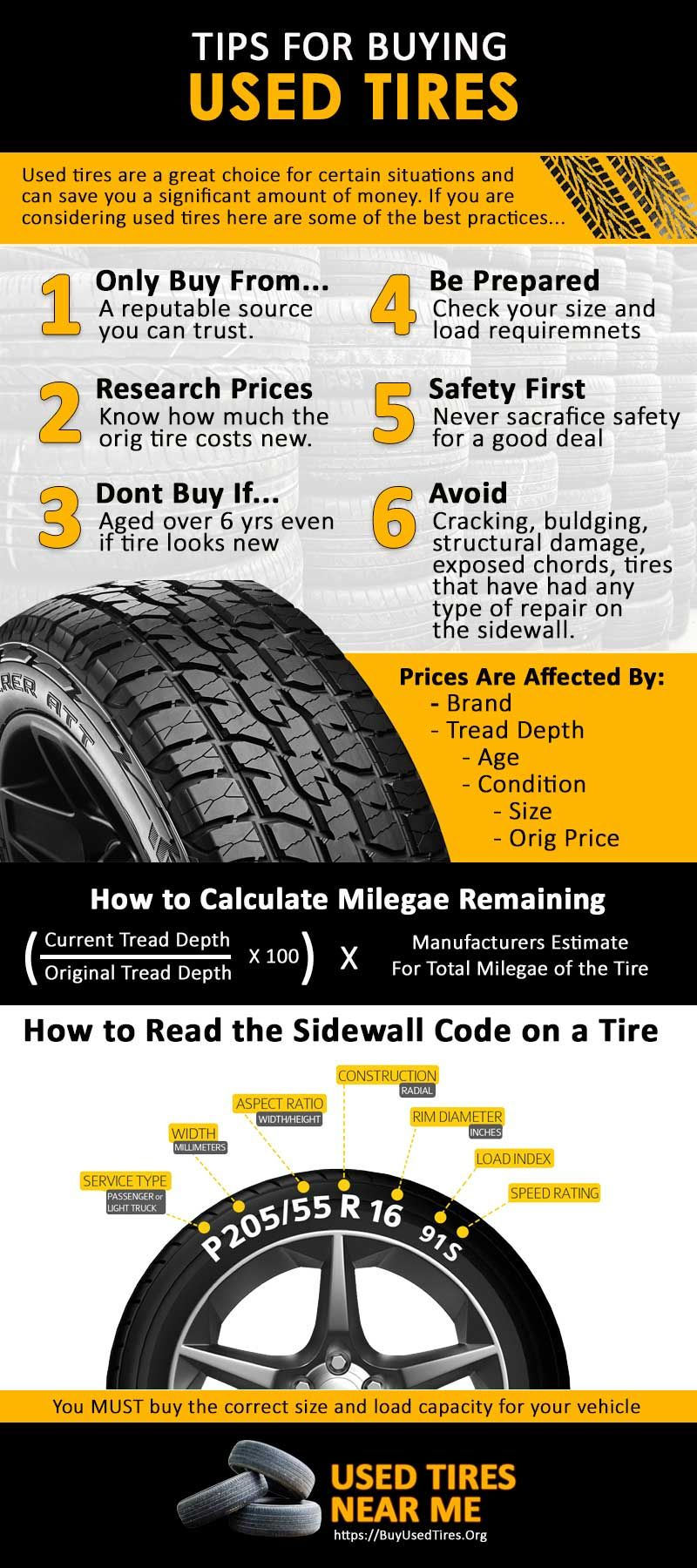 6 tips for buying used tires in 2020 used tires tips