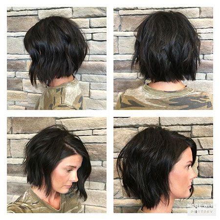 Bob Haircut And Hairstyle Ideas Short Hair Styles Hair Styles Hairstyle