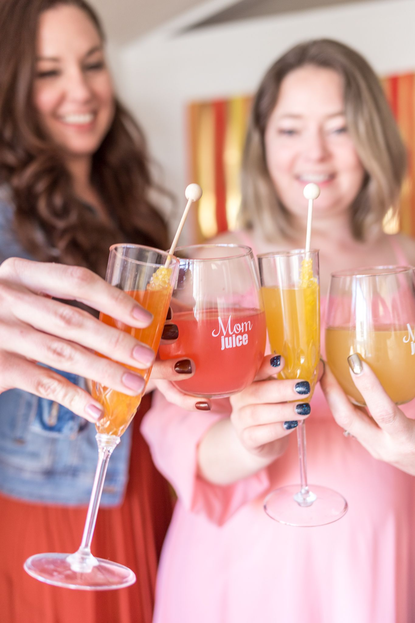 Cheers to the Mom-to-be! ☀️ Sunshine Baby Shower Ideas #flavoredlemonade