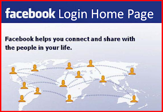 fb login home page