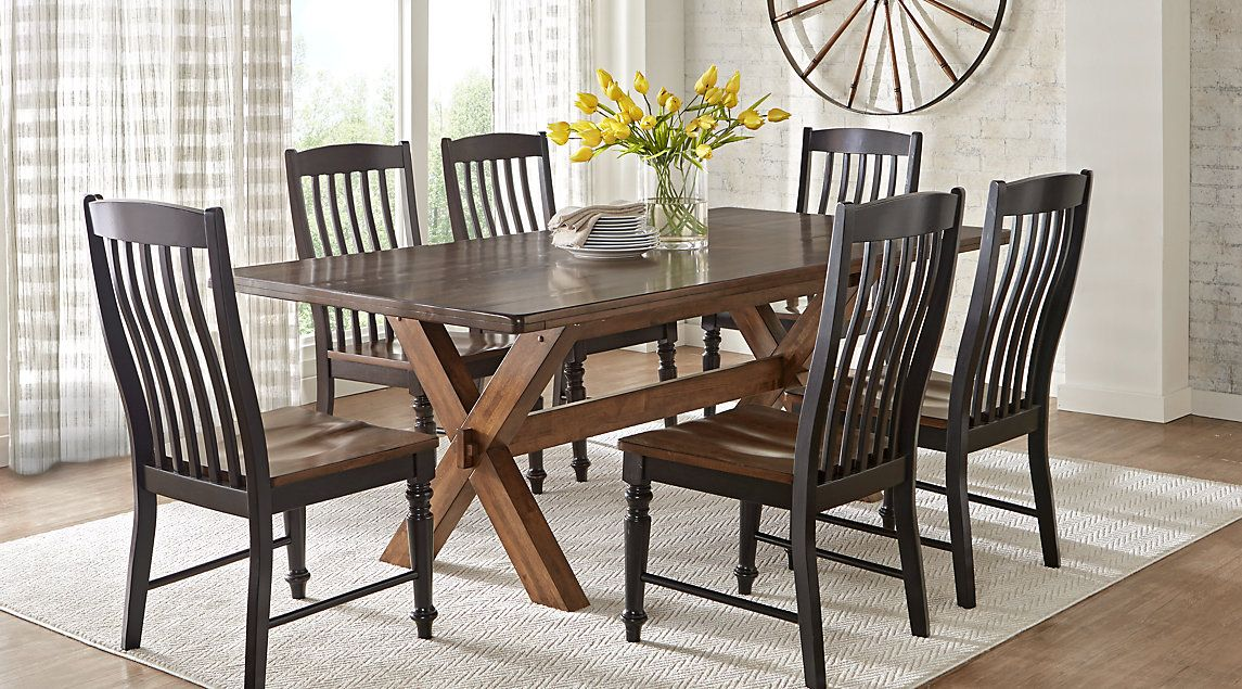 affordable standard height dining room sets rooms to go on rooms to go dining room furniture id=50327