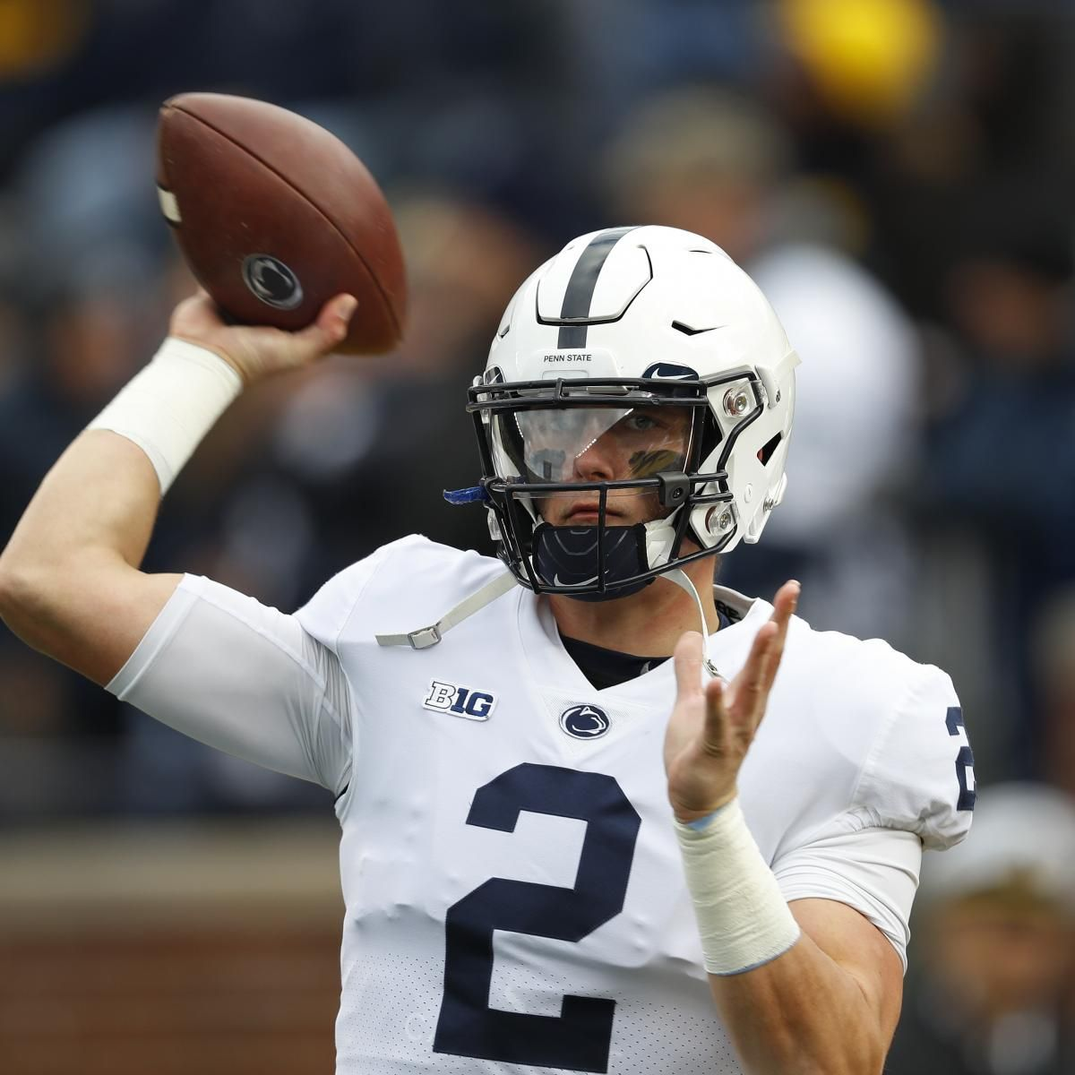 Penn State QB Tommy Stevens Reportedly Enters NCAA
