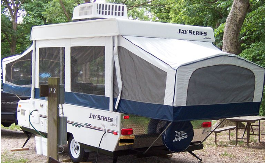 How to add an air conditioner to a popup camper