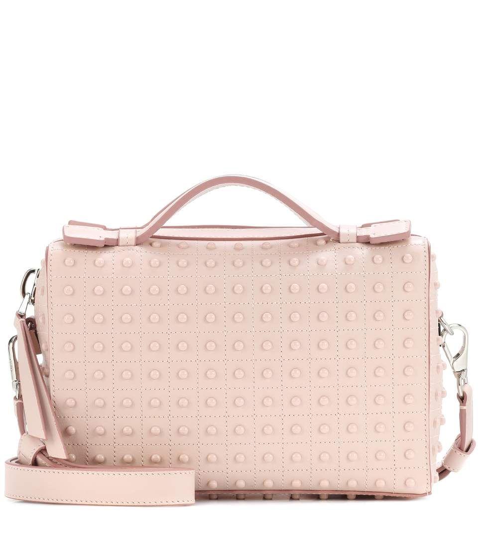 d93ef362f25 Tod S Gommino leather shoulder bag   Bags   Pinterest   Leather ...