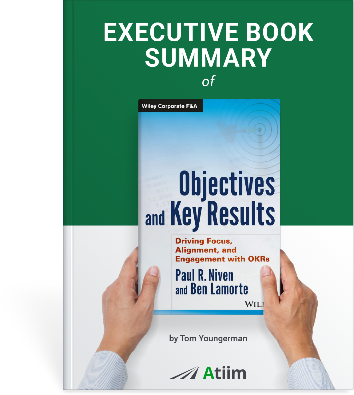 executive book summary  objectives and key results  by