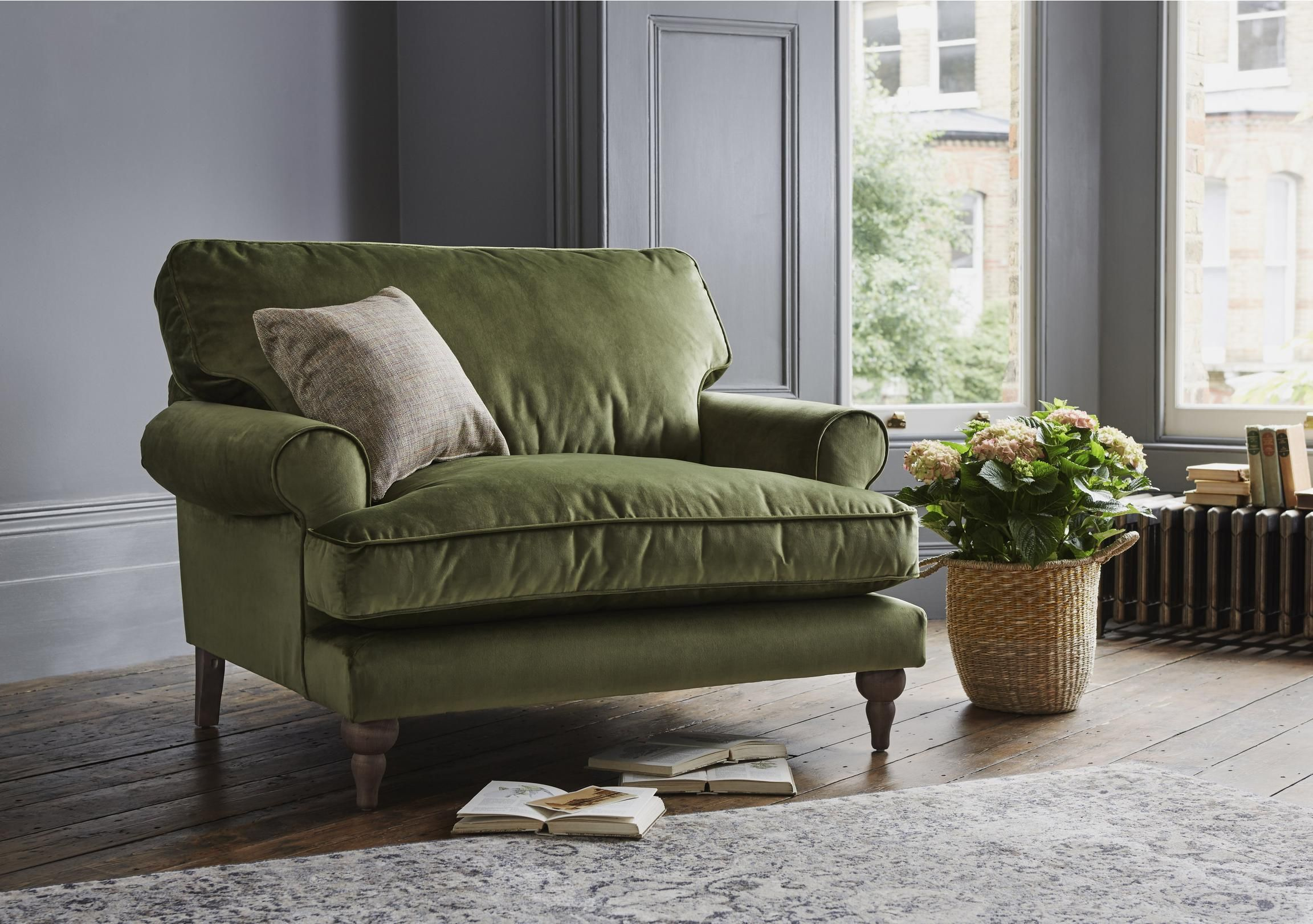Millport fabric snuggler chair in house pinterest chair