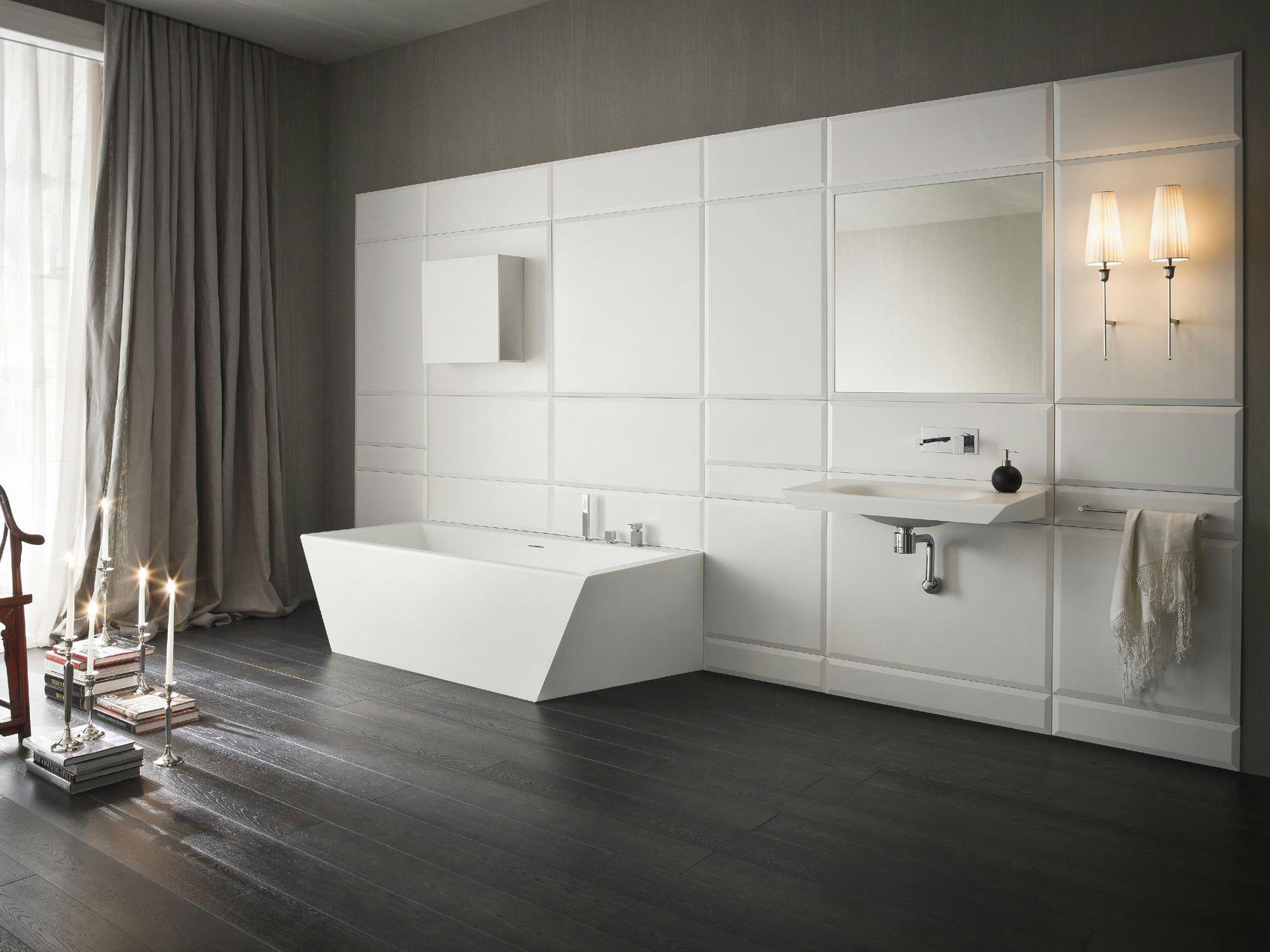 Vasca Da Bagno Freestanding Corian : Arredo bagno completo in corian warp arredo bagno completo