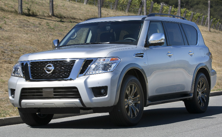 2020 Nissan Armada Price Release Date And Redesign