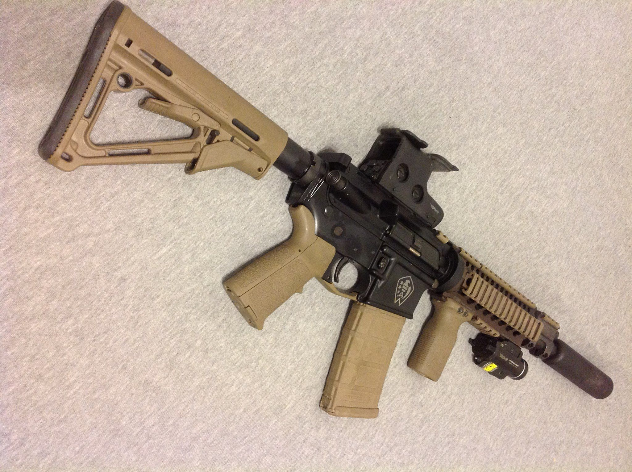 Pin on American Spirit Arms fan submissions Gun Gallery