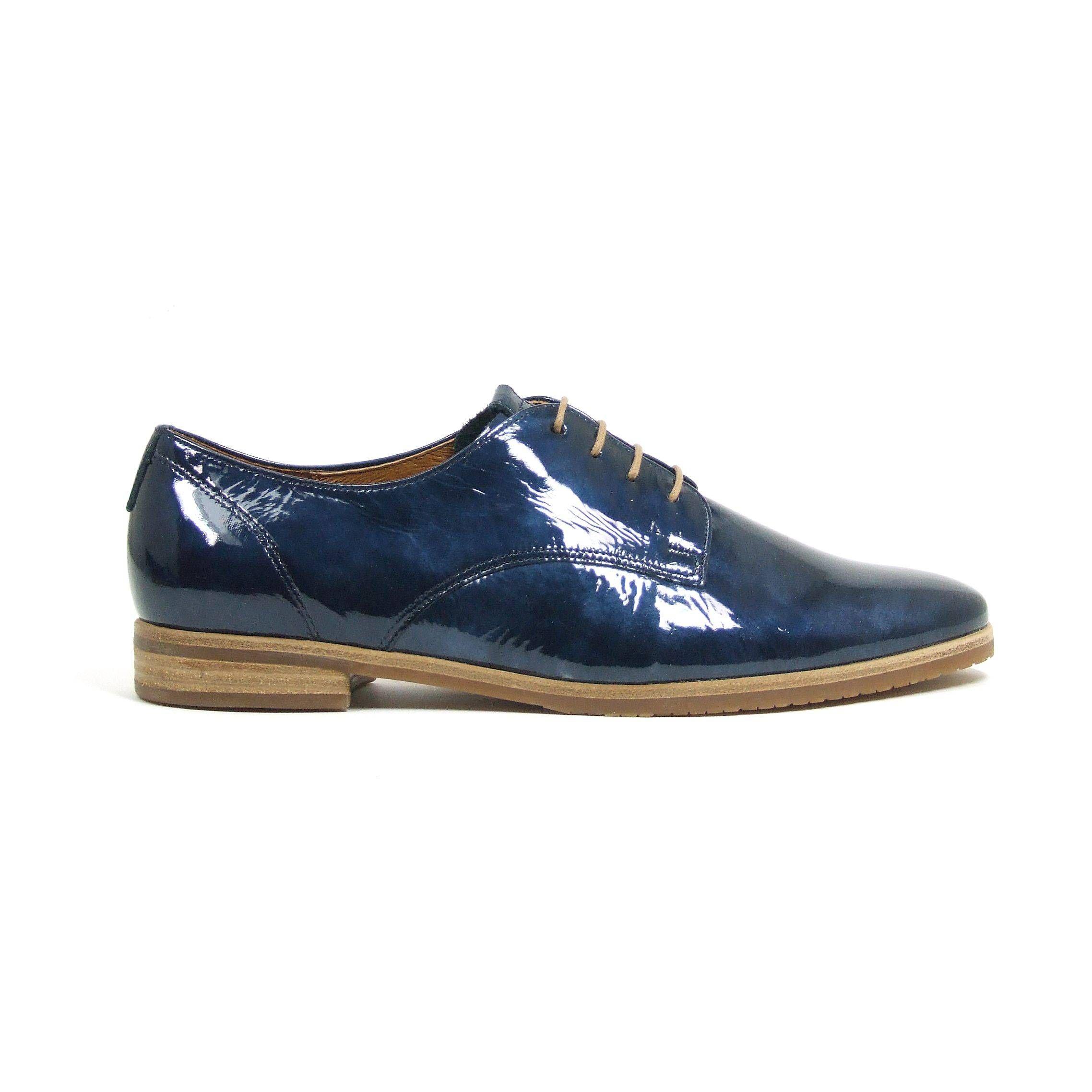 1cdb6f640a3 Platte veterschoenen van Gabor, model 22.655! Deze dames schoenen zijn  helemaal van leer en