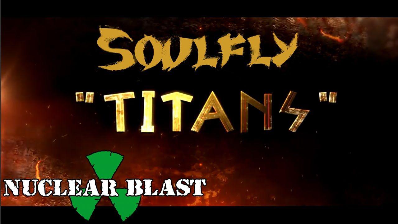 Zu ihrem Track Titans haben Soulfly ein Lyric-Video veröffentlicht. Der Song stammt aus ihrem aktuellen Studioalbum Archangel , mit welchem die Band seit Februar auf Europa-Tour ist