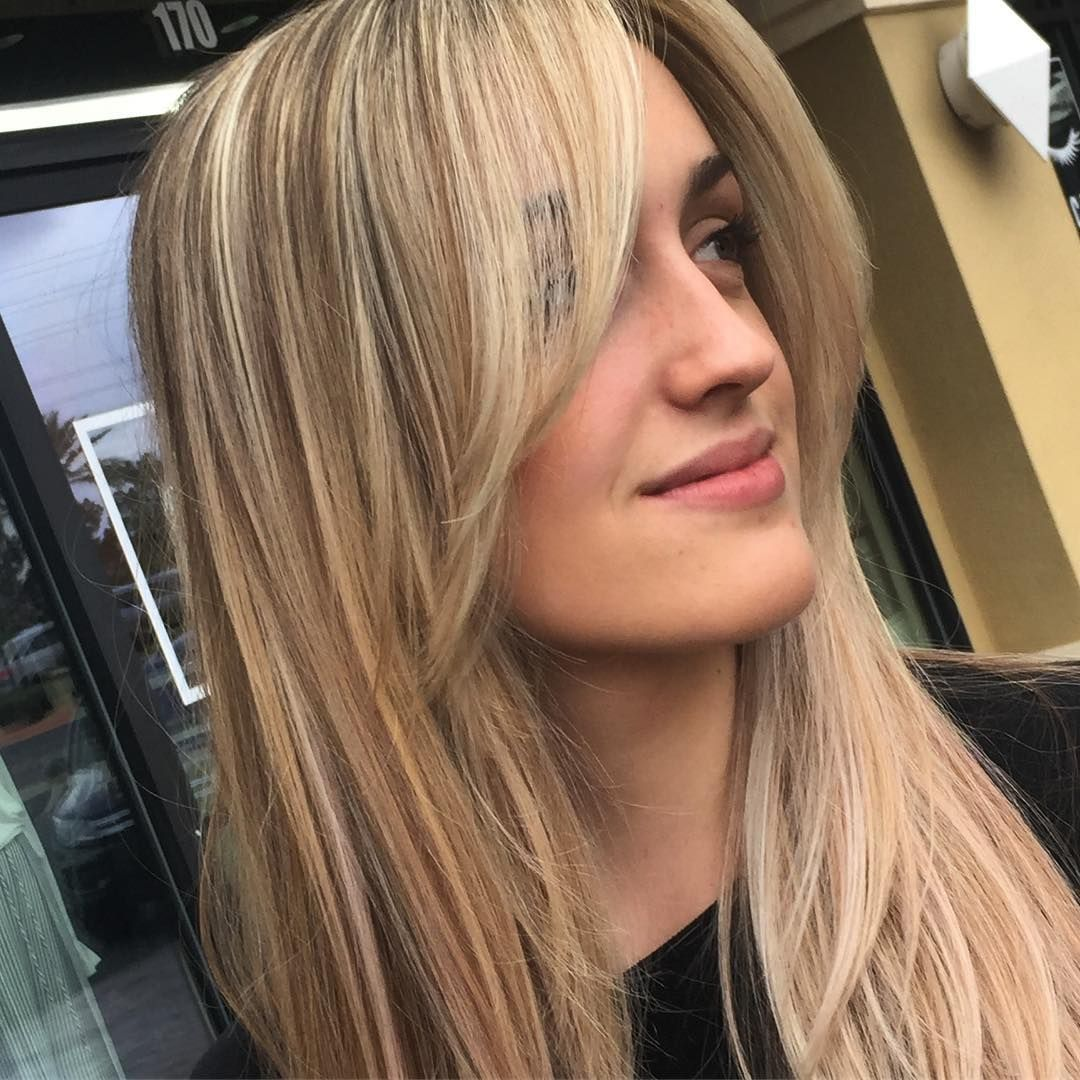 19++ Curtain bangs layered hair inspirations