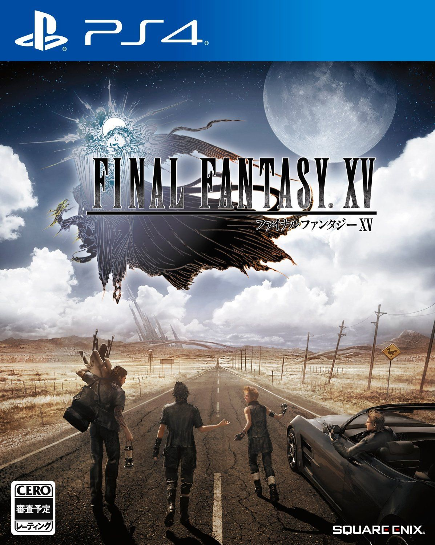 Final Fantasy XV sur PlayStation 4 : retrouvez toutes les