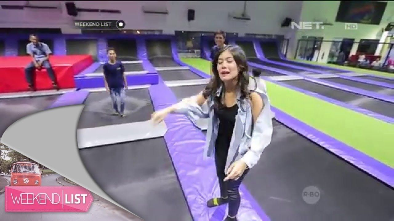 Amped Trampoline Park Indonesia - Weekend List