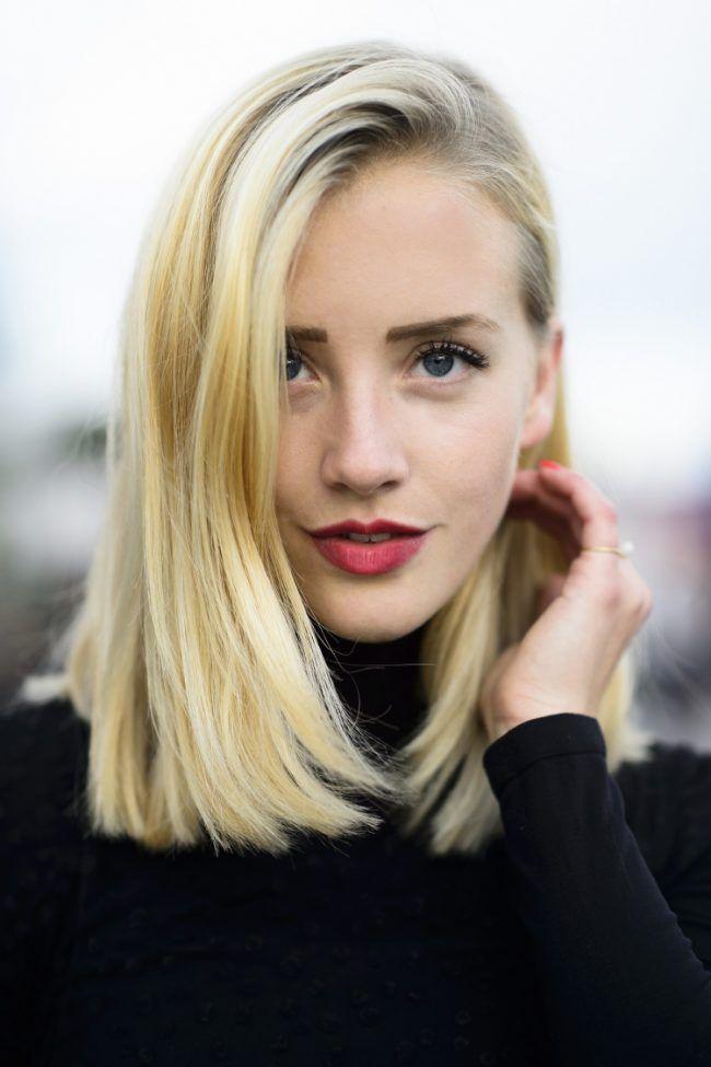 frisuren-halblang-23-damen-long-bob-ohne-stufen | Haar ...