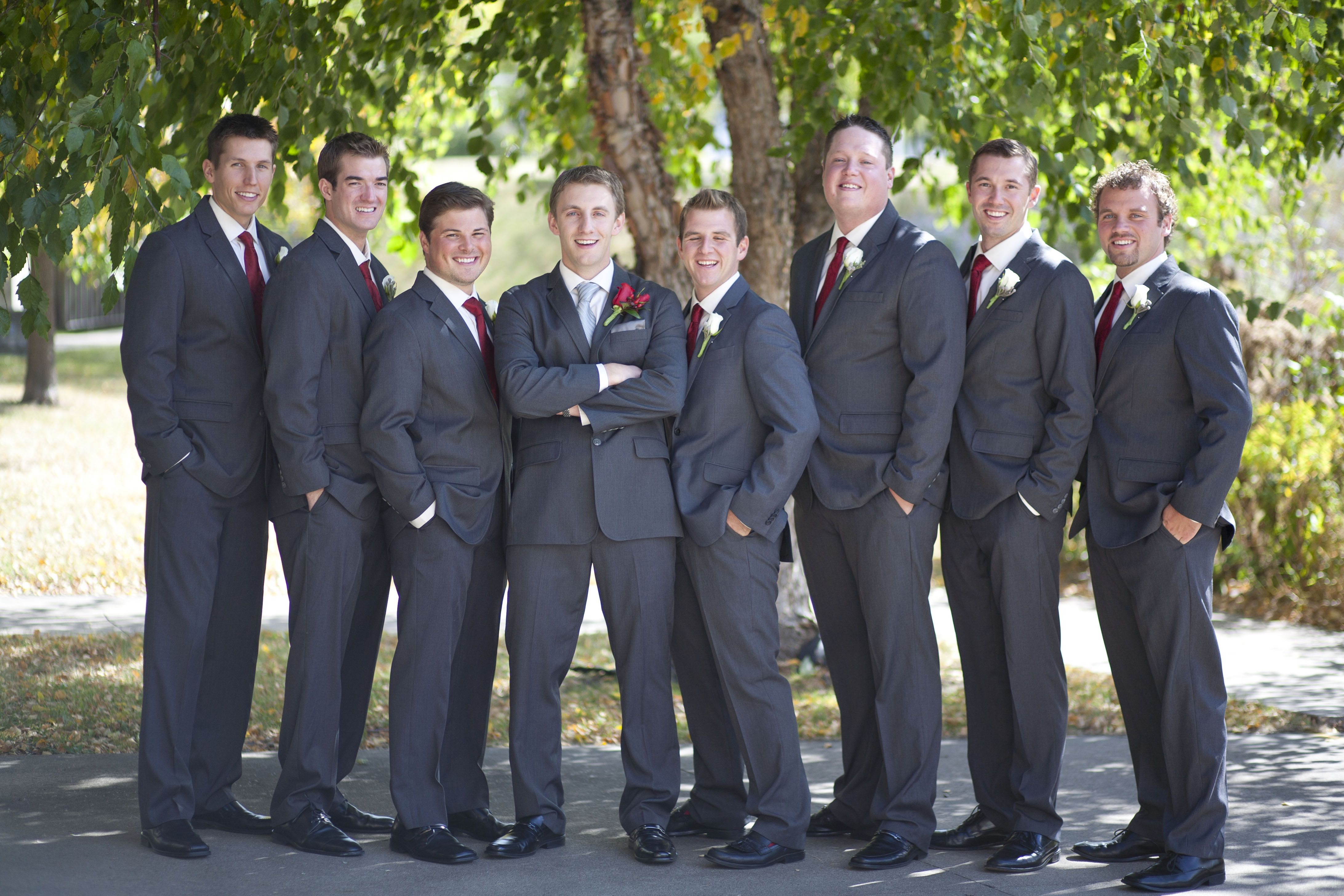 Guy\'s Charcoal Gray Suits | Mueller Wedding | Pinterest | Charcoal ...