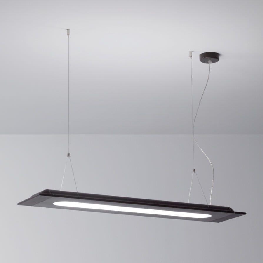 Alfa Img Showing Hanging Fluorescent Light Fixture Lighting
