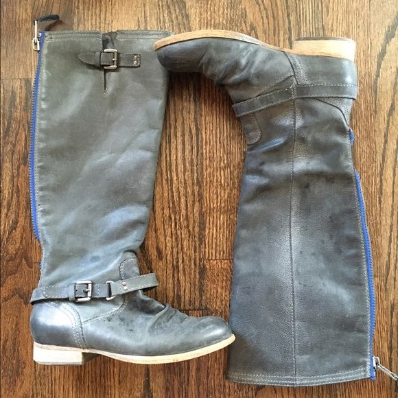 e1e9fe826d1 Steve Madden Roady boot Steve Madden Roady boot. Tall black boots ...