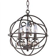 South Shore Decorating: Maxim Lighting 25140OI Orbit Transitional Chandelier MX-25140OI