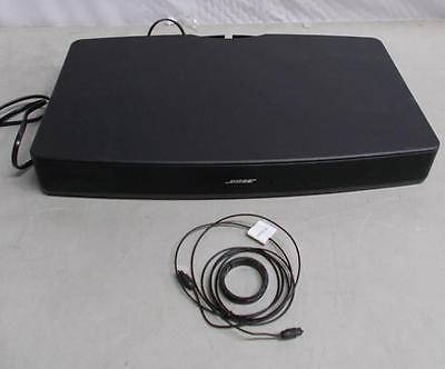 Bose Solo 15 TV Sound System Black Retails for $325.00 https://t.co/hYrCT6yZRC https://t.co/XblStPo830