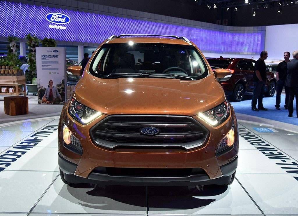 Novo Ford EcoSport 20192020 solidez ele enfrentar