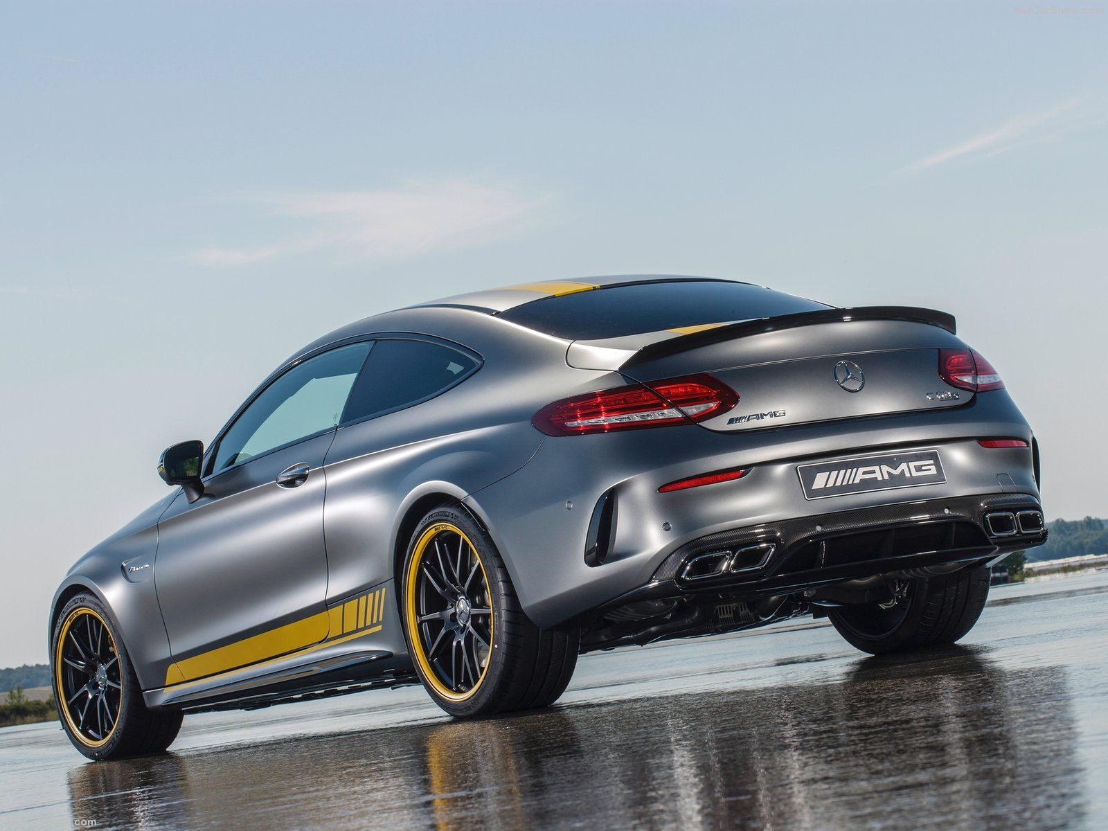 Mercedes Benz C63 AMG Coupe Edition 1 2017 (1600x1200 ...