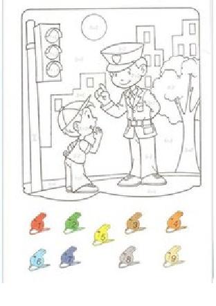 Pin de Özden Ersoy en 1. sınıf | Pinterest | Profesiones y Colorear