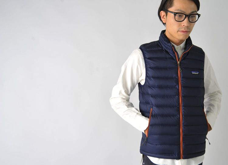 楽天市場】patagonia パタゴニア MEN\u0027S DOWN SWEATER VEST
