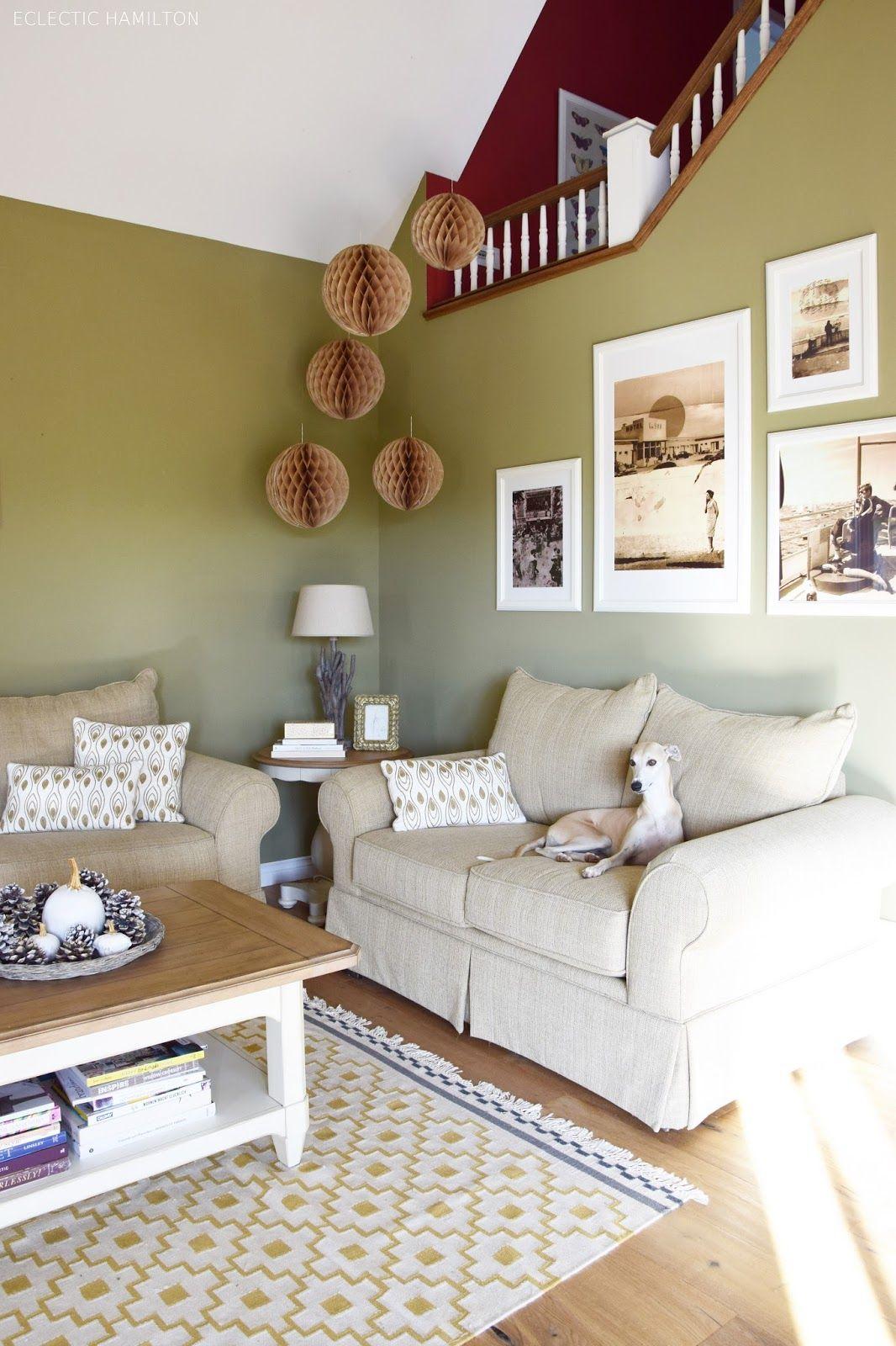 Neue Deko fürs Wohnzimmer | Wabenbälle, Pompoms und Dekorieren