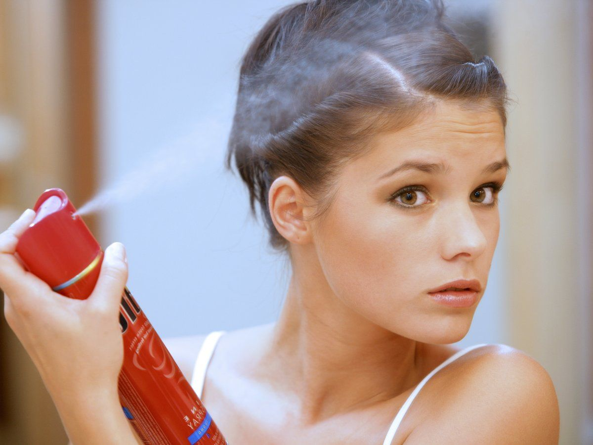 There's a Proper Way to Apply Dry Shampoo Best beauty