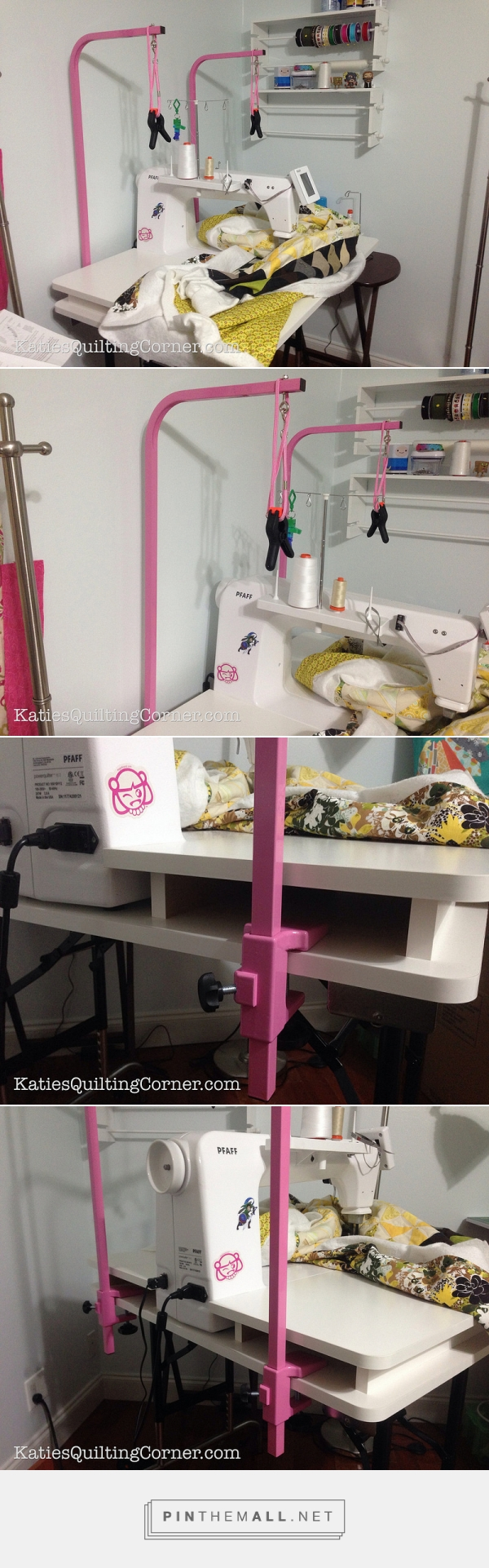 Take the drag out of free motion quilting. | Sewing | Pinterest ...