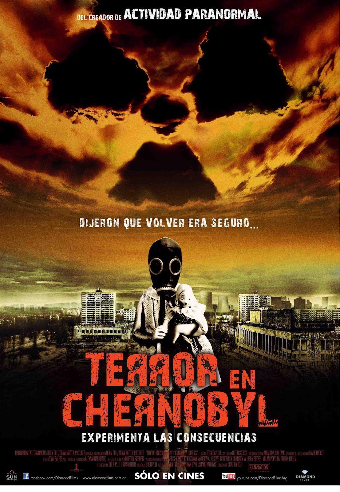 Terror En Chernobyl Terror En Chernobyl Peliculas De Terror Chernobyl