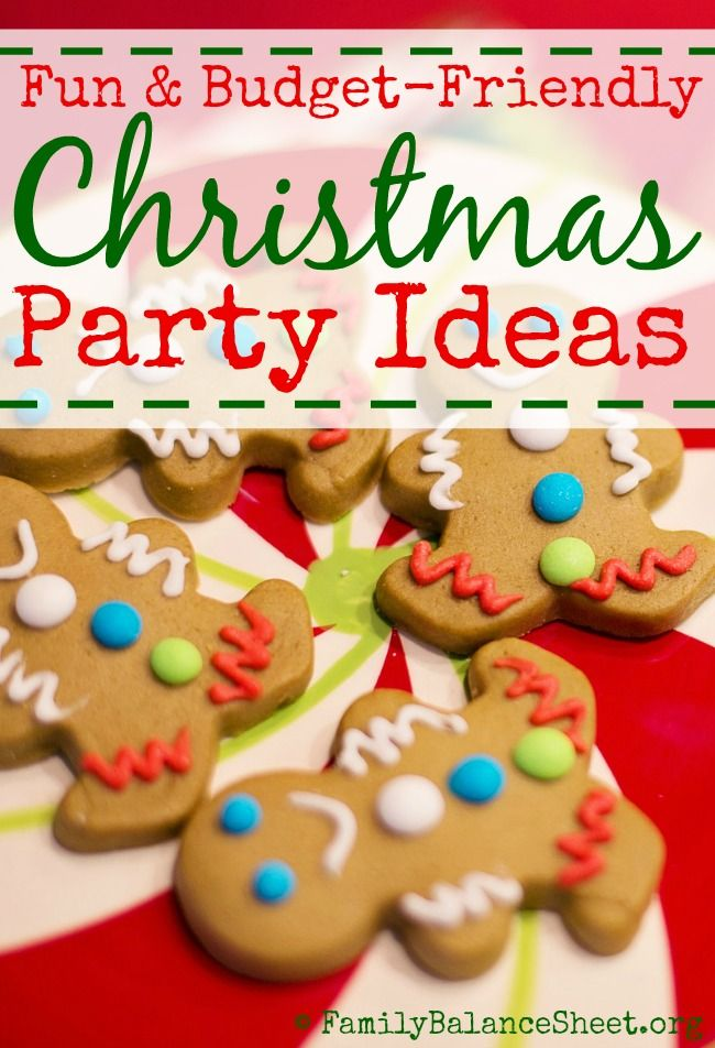 Friends Christmas Party Ideas Part - 30: 10 Christmas Party Ideas