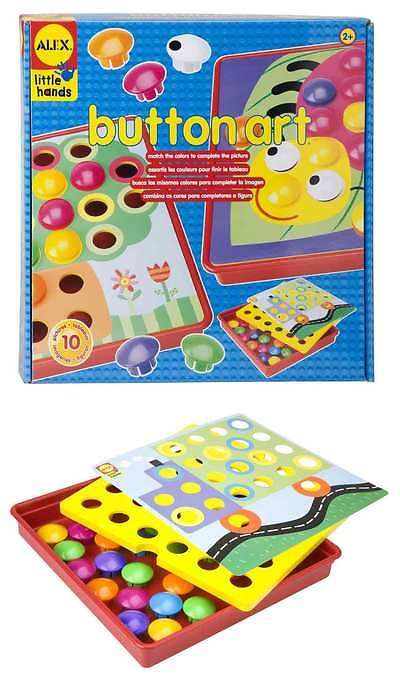 d96d2e88f Craft kits alex little hands button art match and snap the picture buy it now  only
