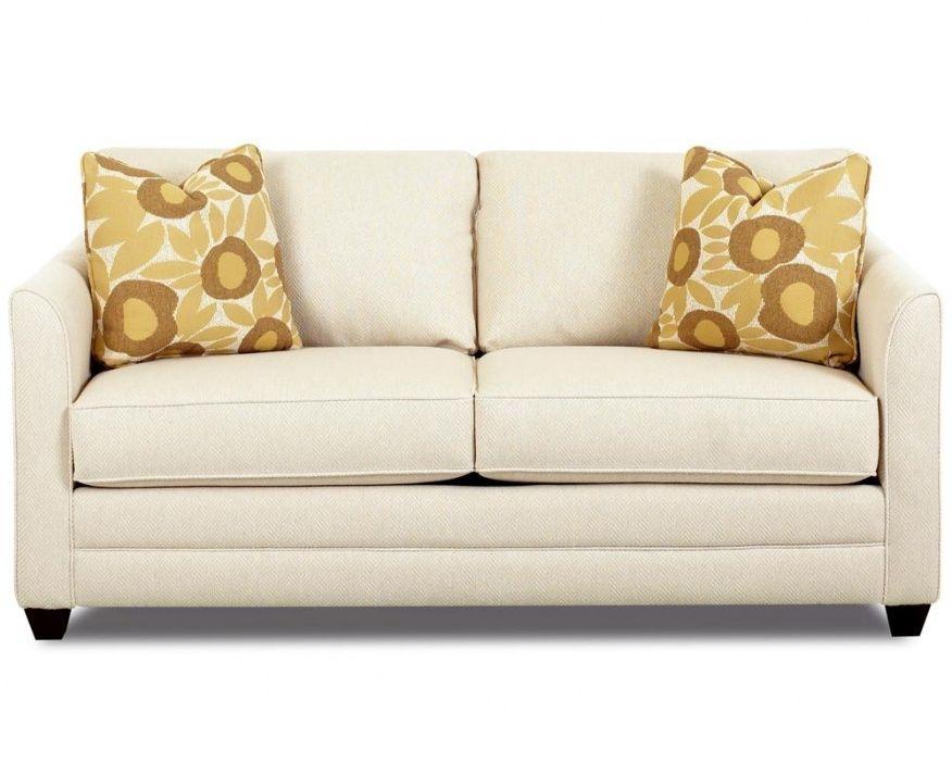 Narrow Depth Sofa