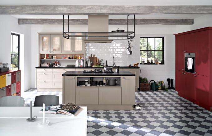 Moderni Byt Romantika Kuchyne Ve Venkovskem Stylu Classic Kitchen Style Country Style Kitchen Kitchen World