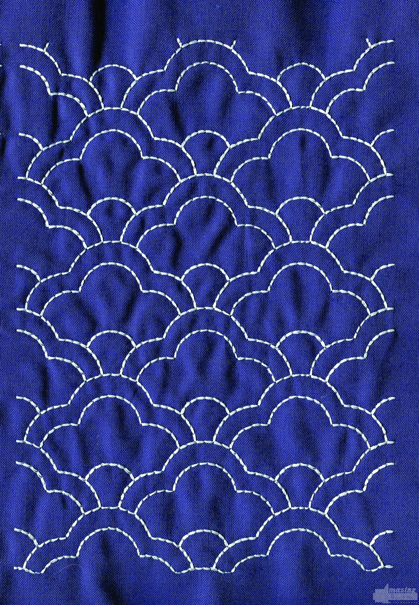 Sashiko patterns free download quilt embroidery